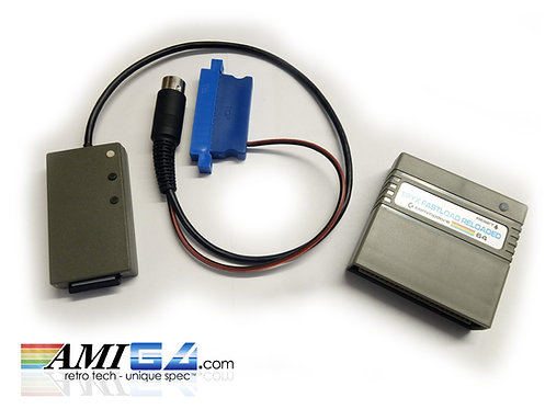 SD2IEC+ userport SD Card reader for C64