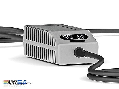AMIGA Power Supply PSU (UK,EU,AU,USA) New Design
