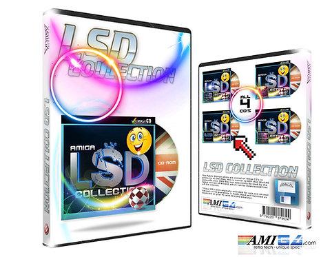 LSD & 17Bit Software Compendium FULL SET in DVD packaging