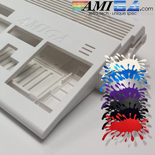 Amiga 1200 replacement case - (choice of metallic colours)