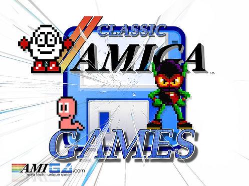 Amiga Classic Games Logo