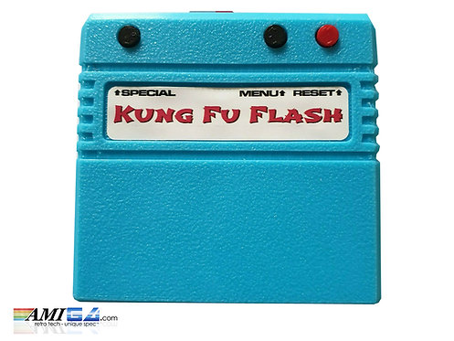Kung Fu Flash SD Reader Cartridge fro Commodore 64