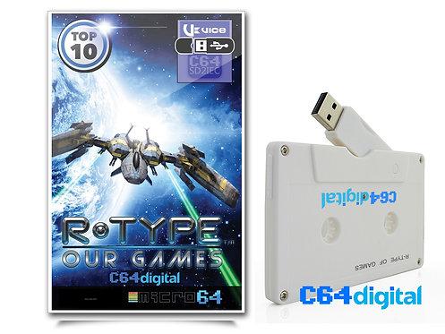 C64Digital - R-TYPE of Games