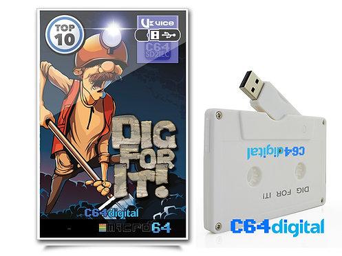 C64Digital - Dig for It!