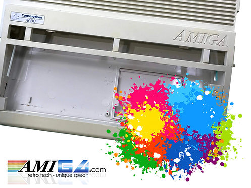 Amiga 600 case colour options
