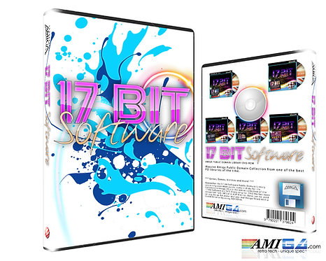 17bit Software PD Collection Angled 3D DVD-ROM
