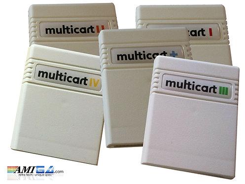 Multicart collection 5 C64 cartridges carts