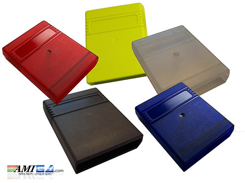 Selection of Commodore 64 C64 Cartridge Cases