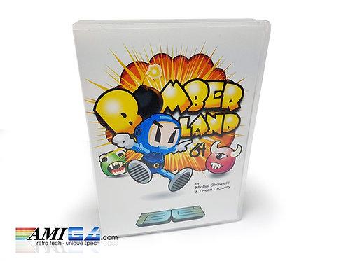 Bomberland 64 Box C64 Game