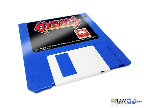 "Amiga 3.5"" Disk - Hybris game"