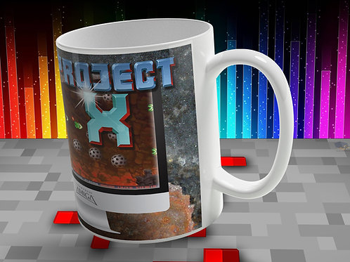 Amiga Shoot'em Up - PROJECT X Coffee Mug