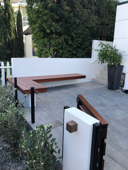 MB Front Yard Seating Area