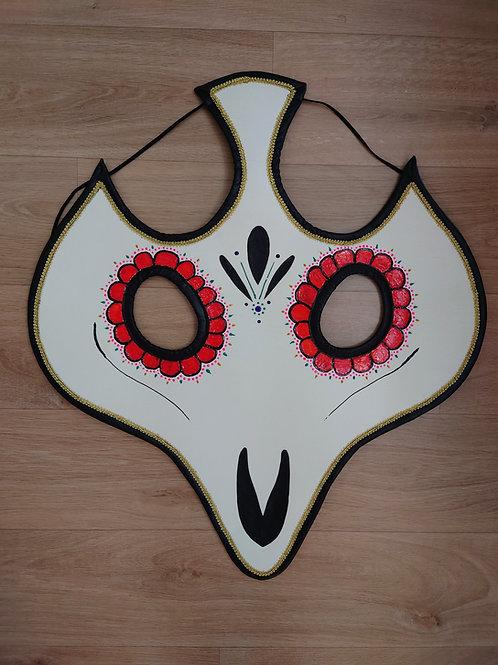Masque équestre - Dia de los muertos N°1
