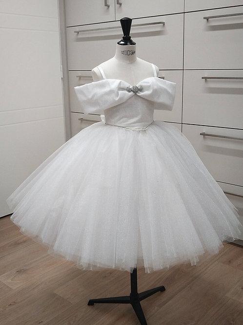 Mini Princesse - Blanc Paillette