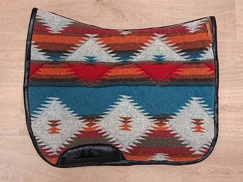 Tapis de selle - Native American Blue