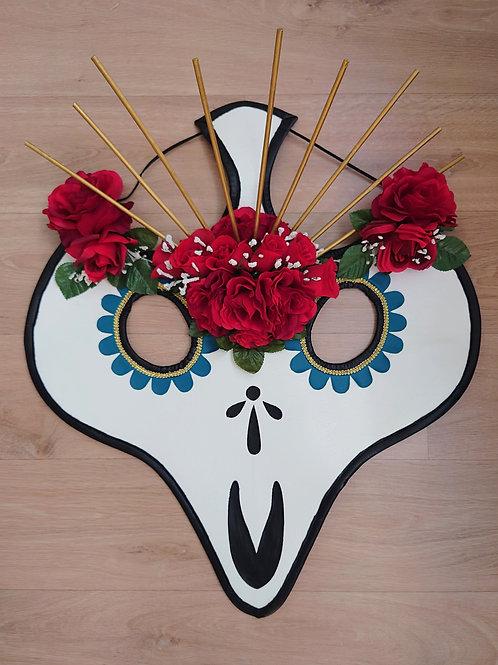 Masque équestre - Dia de los muertos N°3