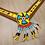 Thumbnail: Collier d'encolure - Amérindien Jaune