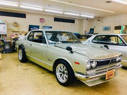 ハコスカGTR1971