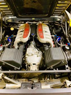 フェラーリ512TR エンジンオーバーホール