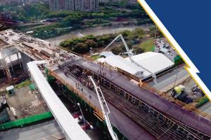 Puente de la Madre Laura - Medellín