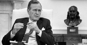 The Passing of a President