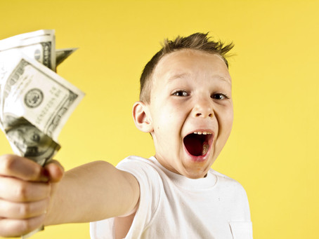 Turning Monetary Gifts into Learning Experiences for Children
