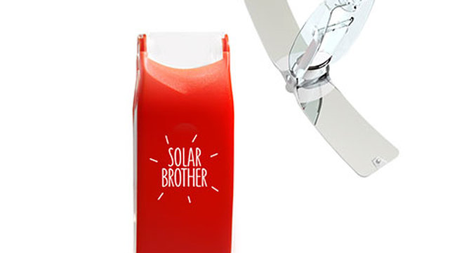 Solar Brother SunCase Red