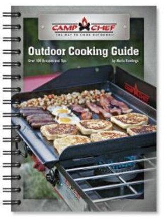 Receptenboek voor buitenkoken (engelstalig)