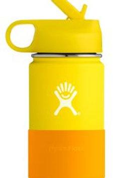 Hydroflask kids 354ml geel (12oz)