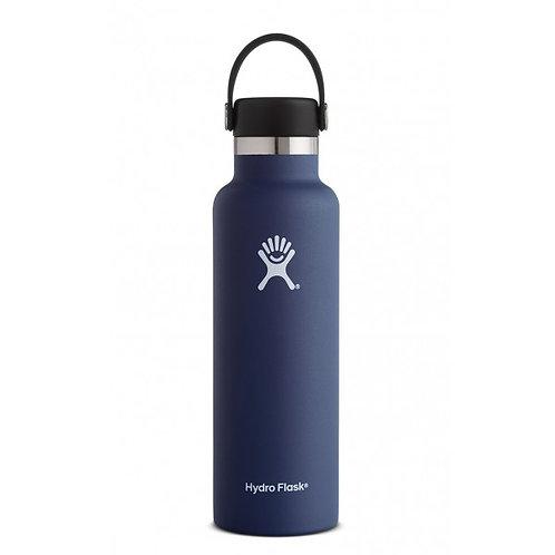 Hydro Flask cobalt standaard dop (621ml)