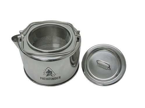 Pathfinder RVS Ketel met Filter