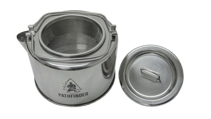 Pathfinder RVS Ketel met Filter