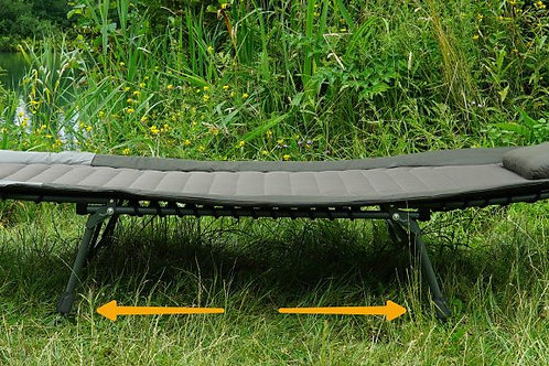High Flat veldbed/ bedchair (Strategy)