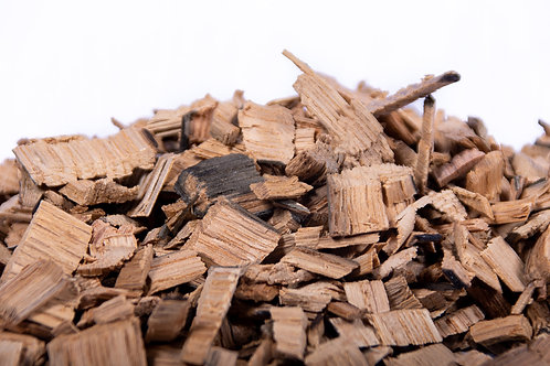 Rookchips Whisky eikenhouten (100g)