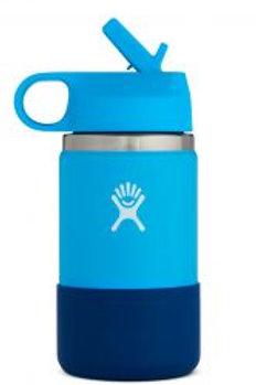 Hydroflask kids 354ml blauw (12oz)