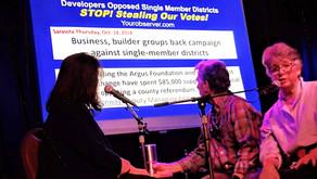 Single Member Voting builds Citizen Power