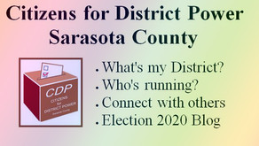 When do I vote in 2020? A quick guide to Sarasota's districts, candidates, and key dates