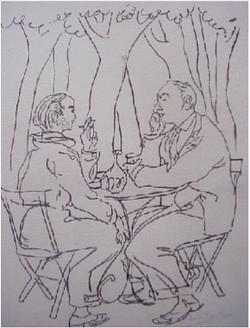 Pablo y Federico