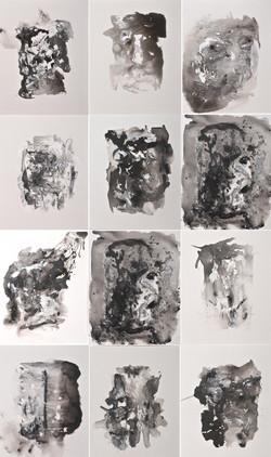 Doce matamorfosis del perro de Goya