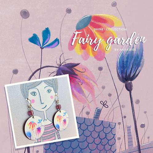 Shine! - Fairy garden