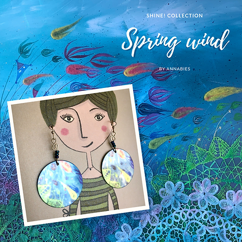 Shine! - Spring wind