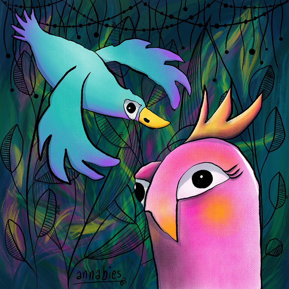 Junglebirds