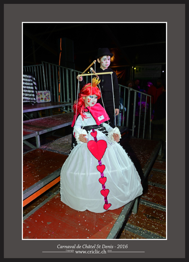 Puppet and puppet master costume