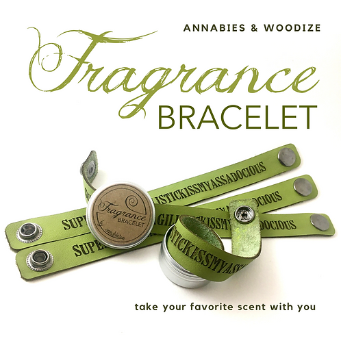 Fragrance bracelet - Supercalifragilistic