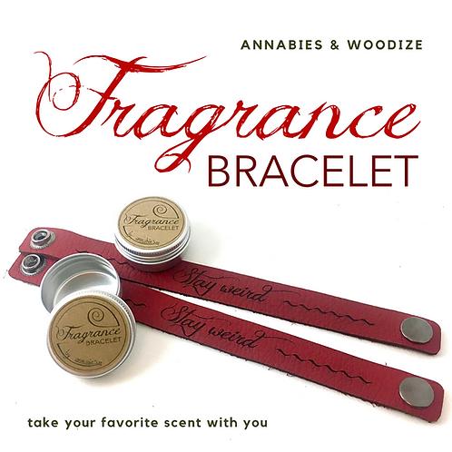 Fragrance bracelet - Stay weird