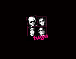 Music band website - homepage