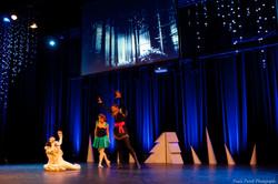 Frozen show – 18-20.12. 2017