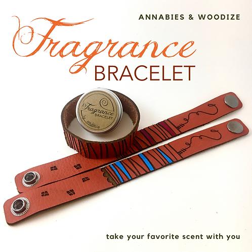 Fragrance bracelet - House