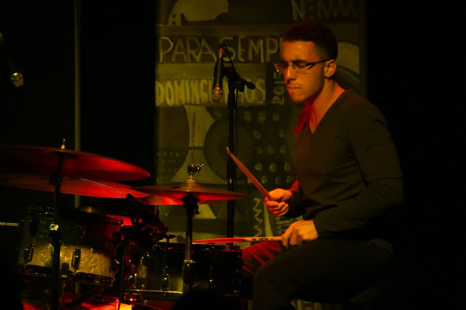 Renato Galvão . bateria