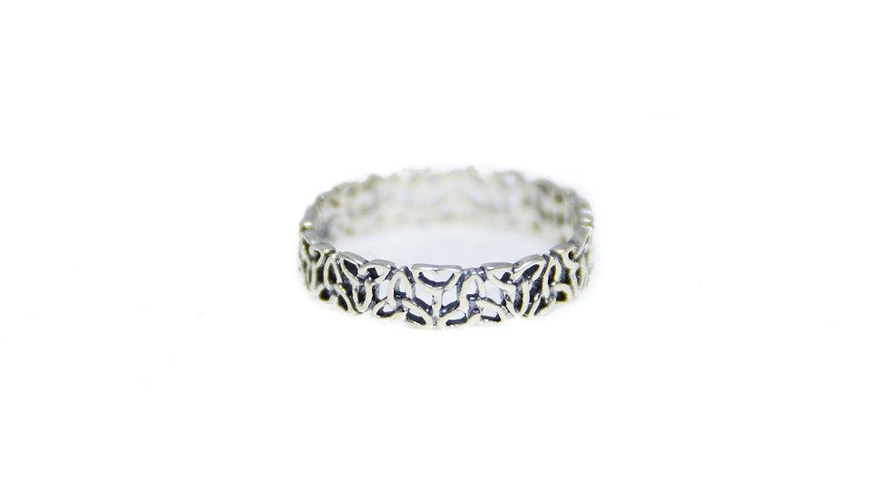 Trinity Band Ring